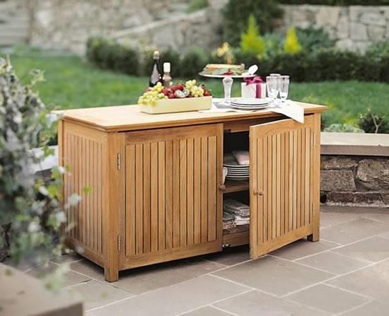 Come scegliere i mobili da giardino: Mobili da giardino: dove ...