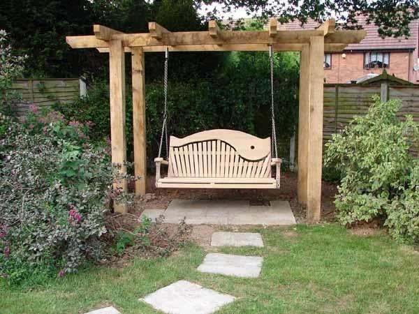 Pergolati fai da te   arredamento per giardino   costruire un ...