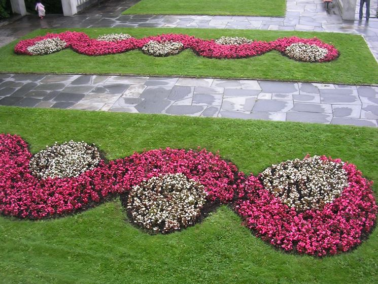 Scegliere grigliati per terrazzi arredamento per - Piante basse perenni da giardino ...