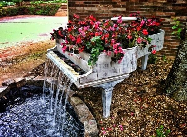 Scegliere le fontanelle per giardino arredamento per - Fontana da giardino moderna ...