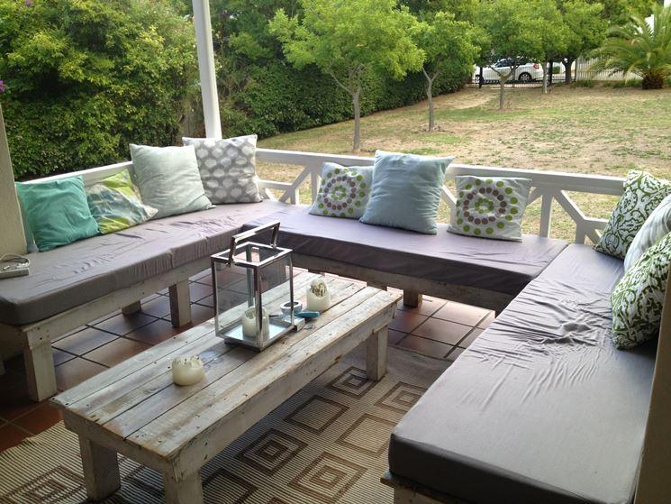 scelta degli arredamenti per terrazzi arredamento per