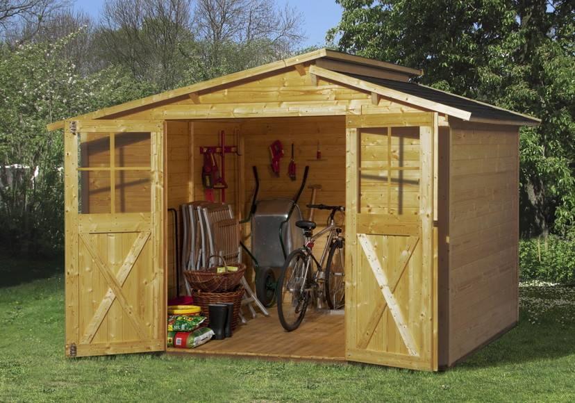 Box in legno casette per giardino come scegliere i box - Casette in legno per giardino ...