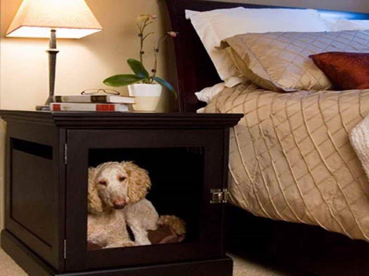 casette per cani in casa