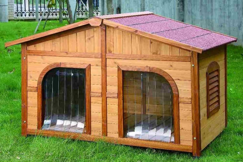 Caratteristiche delle casette per cani casette per - Giardino per cani ...