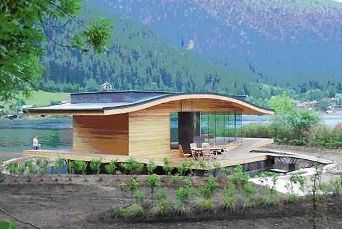 Casa passiva prefabbricata casette per giardino tutto - Casa passiva milano ...
