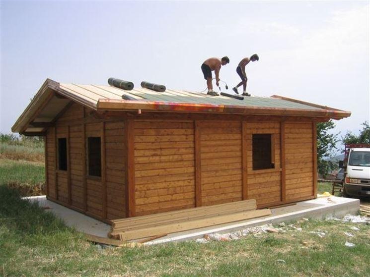 Casette in legno abitabili - Casette per giardino - Casette in legno abitabili giardino