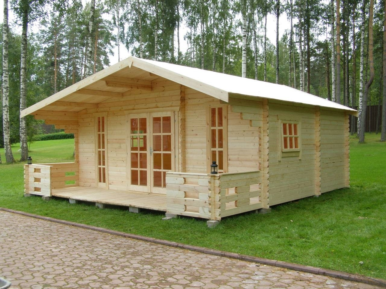 Come costruire una cassetta di legno bt15 regardsdefemmes - Come disegnare una casa con giardino ...