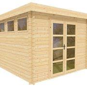 come costruire una casetta in legno