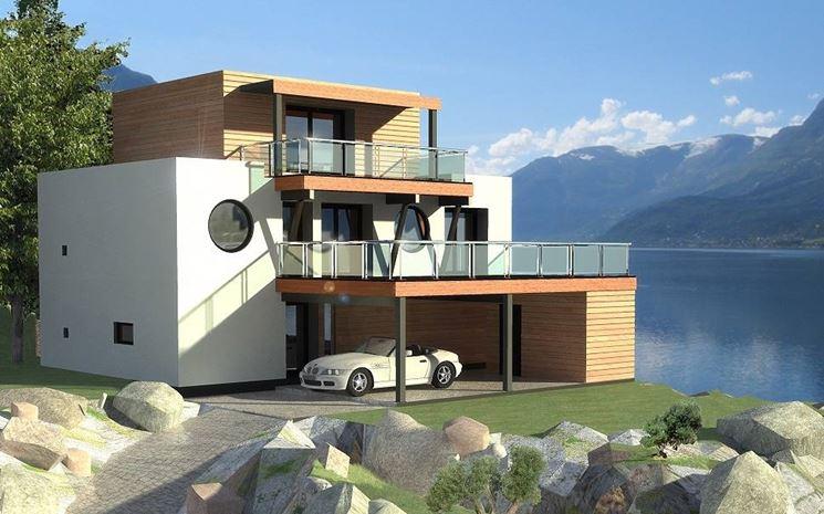 Case Moderne Prefabbricate : Come fare case prefabbricate moderne casette per giardino ecco