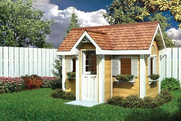 Come fare casette in legno per bambini casette per for Piani casa economica da costruire