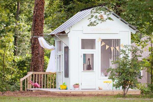Decorazioni In Legno Per Bambini : Come fare casette in legno per bambini casette per giardino