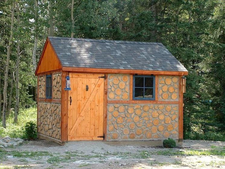 casa muratura giardino