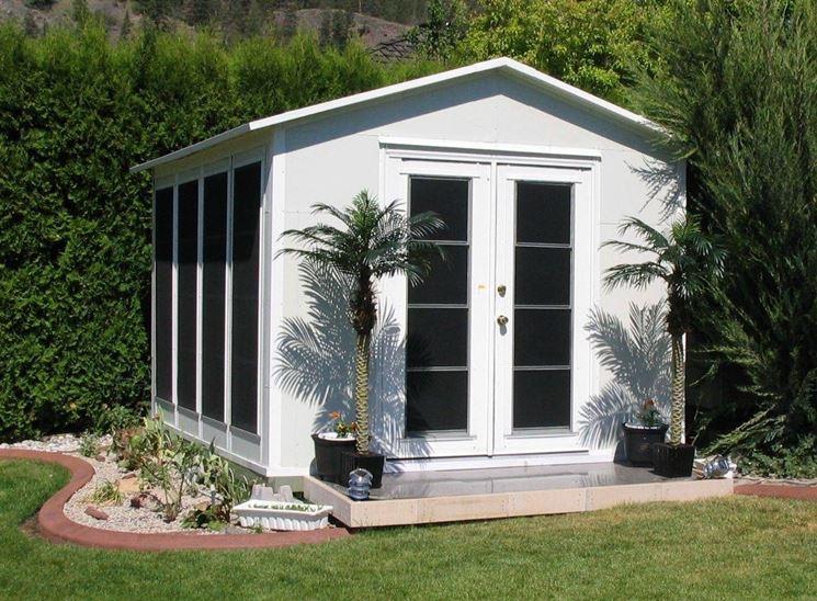 Costi case prefabbricate - Casette per giardino - Costi case prefabbricate - giardino