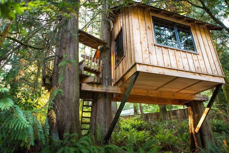 Costruire la casa sull 39 albero casette per giardino for Costruire la propria casa online