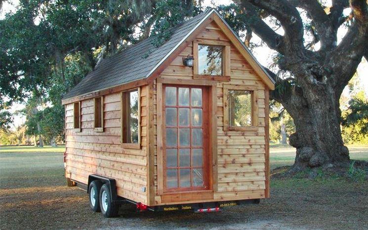 Vantaggi delle case prefabbricate su ruote casette per for Casa prefabbricata in legno su terreno agricolo
