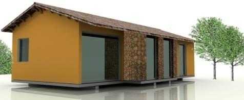 Vantaggi delle case prefabbricate su ruote casette per for Casette prefabbricate