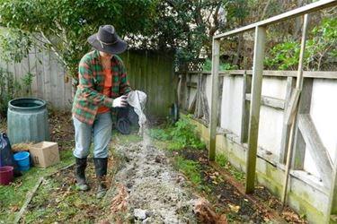 Fertilizzazione del terreno