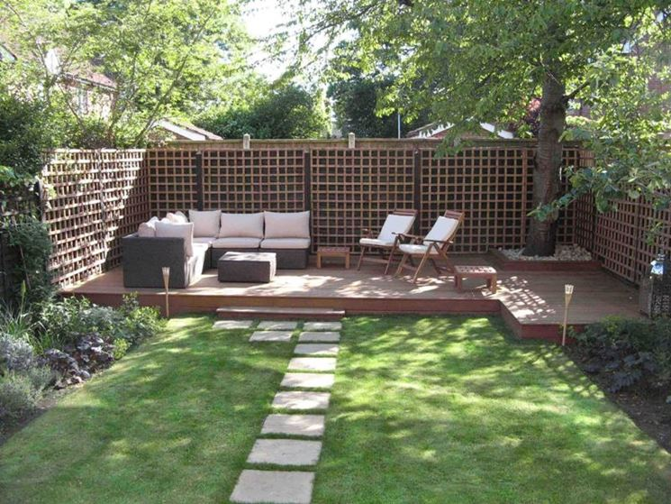 Idee giardino fai da te fare giardinaggio le - Idee giardino in pendenza ...