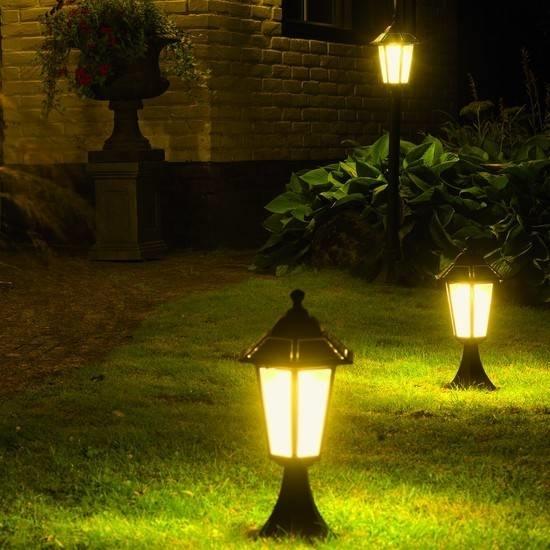 Realizzare l 39 illuminazione per esterni illuminazione da - Luci per giardino ...