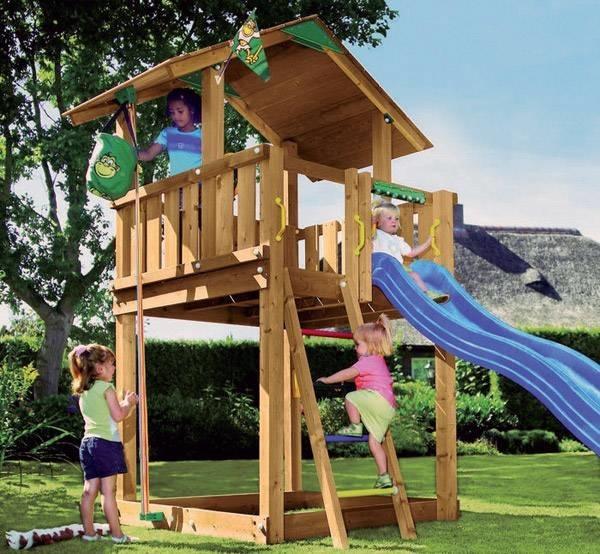 I migliori giochi da esterno materiali per giardini - Altalene bambini per esterno ...