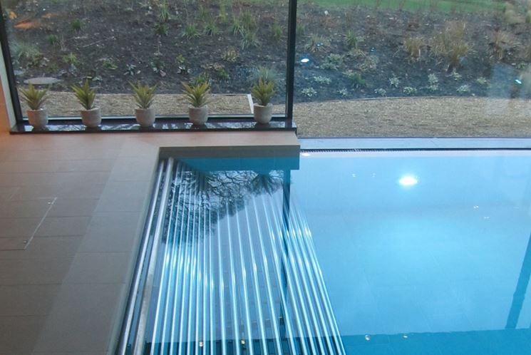 Caratteristiche delle piscine interrate acciaio piscina for Piscina fai da te