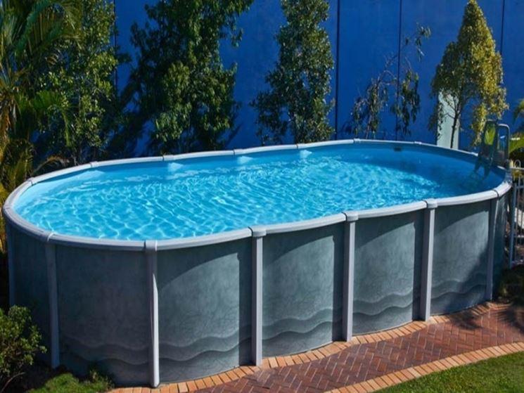 Caratteristiche delle piscine interrate acciaio piscina fai da te piscine in acciaio - Piscina fai da te ...