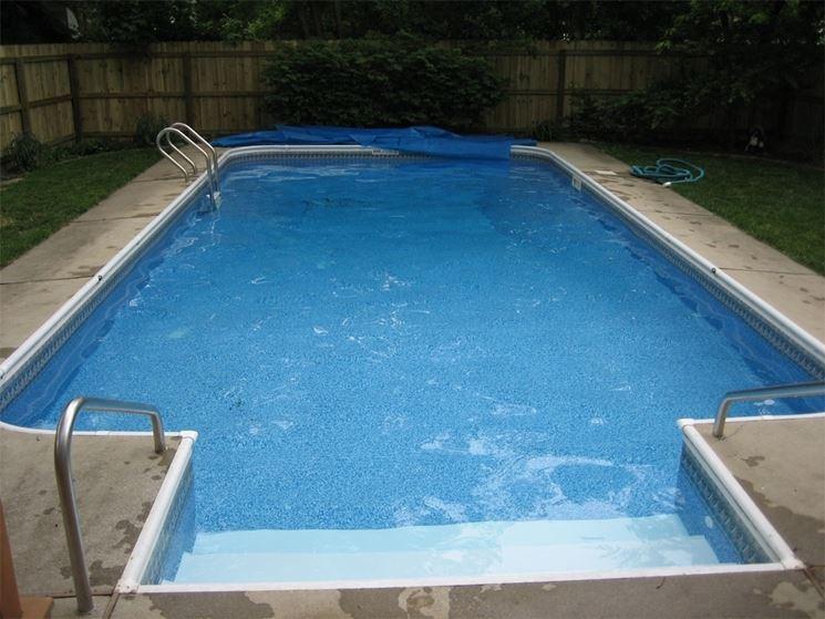 Miglior piscina interrata fai da te piscina fai da te - Piscina da giardino intex ...