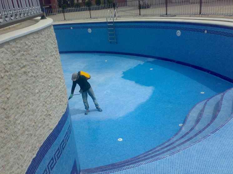 Realizzare l 39 impermeabilizzazione piscine piscina fai da te impermeabilizzazione piscine - Piscina fai da te ...