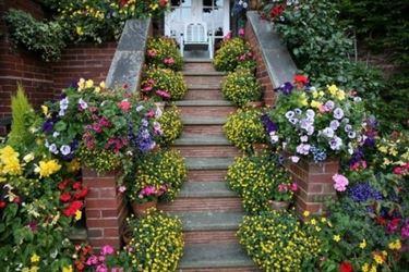 scala giardino inglese