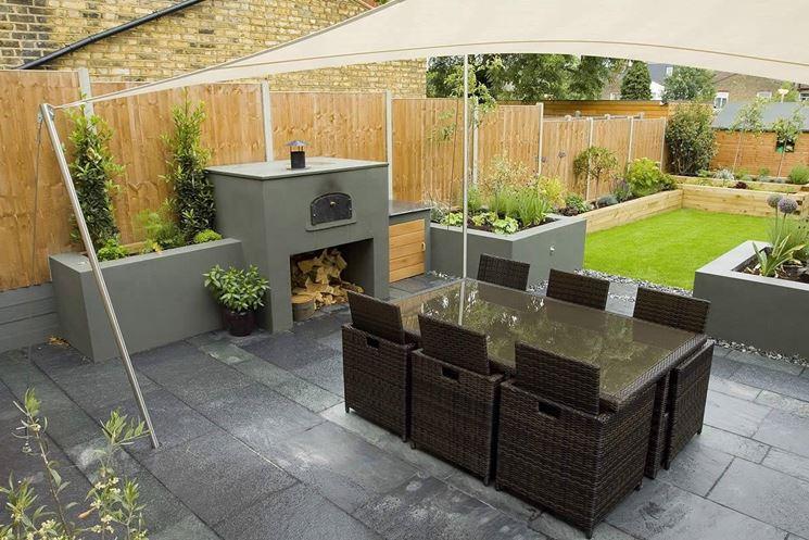 Caratteristiche giardino pensile quale giardino le - Arredare piccolo giardino ...