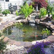 Quale giardino con giochi di acqua for Costo medio per costruire una casa in stile artigiano