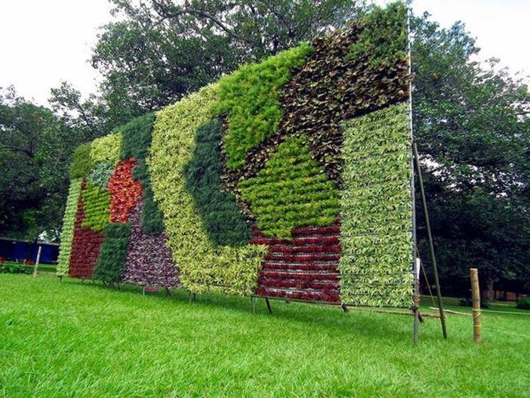 Giardino verticale fai da te quale giardino come for Orto pensile fai da te