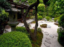 Il benessere dei giardini zen