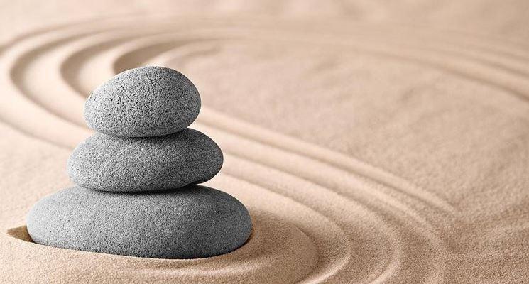 pietra giardino zen
