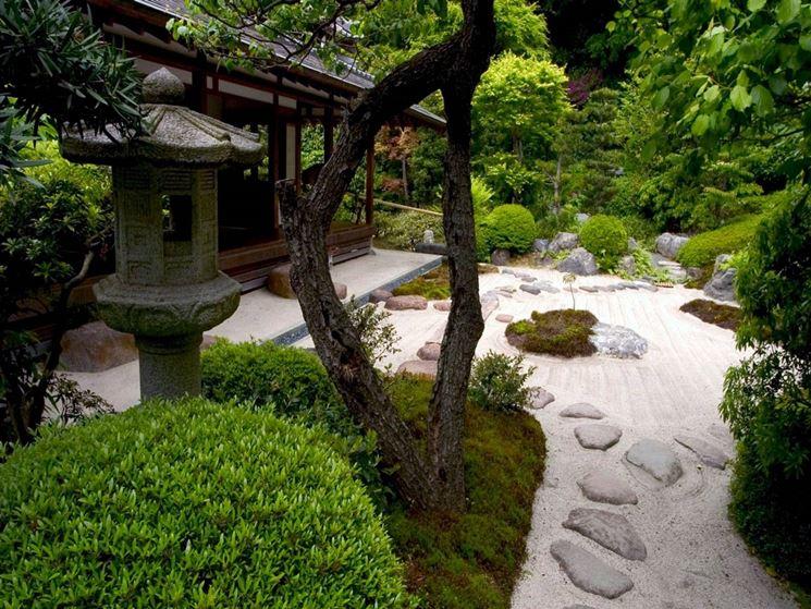 Il benessere dei giardini zen - quale giardino - La realizzazione di un giard...