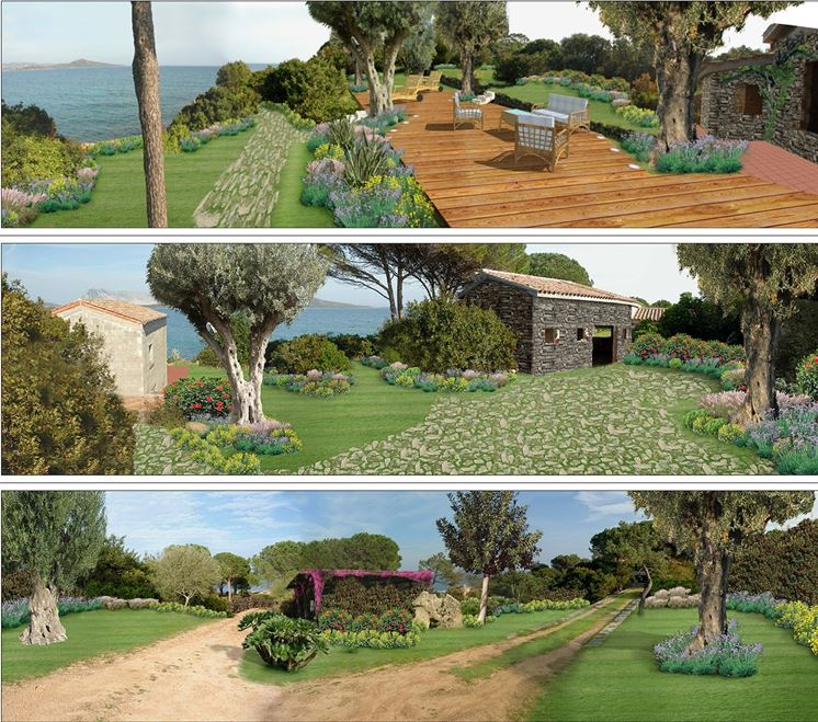 Great excellent download image x with progettare il for Terra da giardino dove comprarla