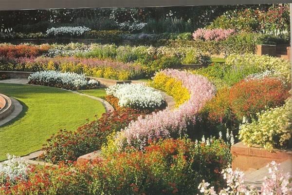 Realizzare aiuole da giardino quale giardino for Recinzione aiuole