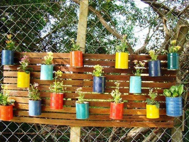 parete giardino verticale