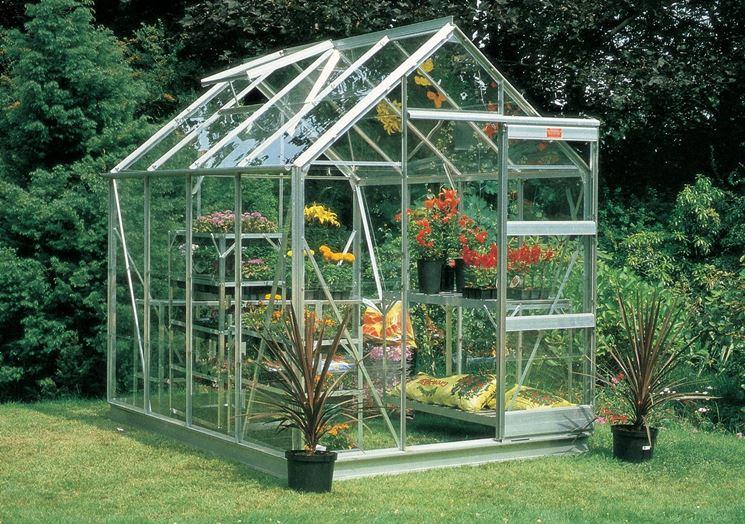 Parete Da Giardino : Migliori serre da giardino - Serre da giardino ...