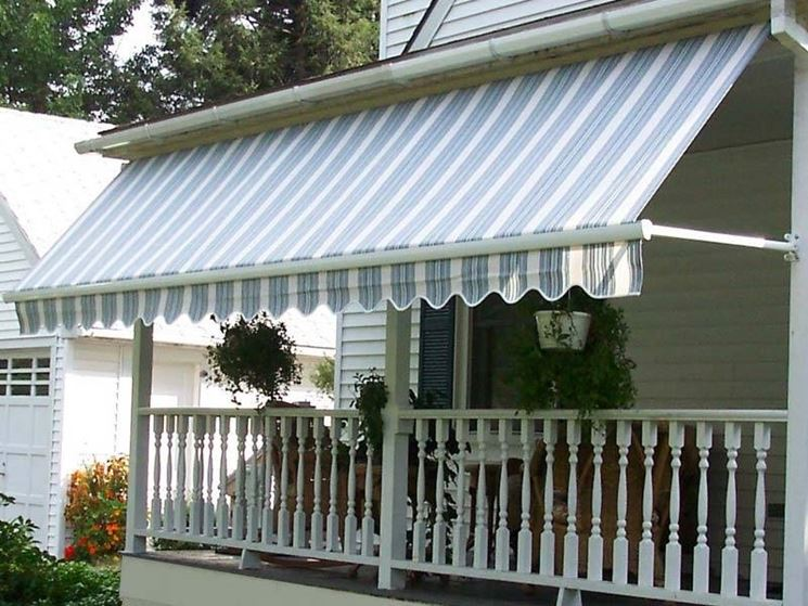 Tenda a cassonetto (King Awnings)
