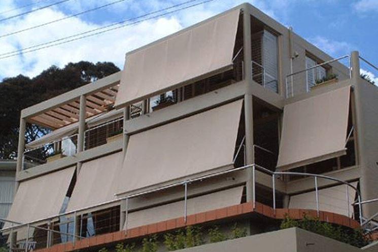 Tende Da Sole Per Balcone : Tende da sole terrazzo
