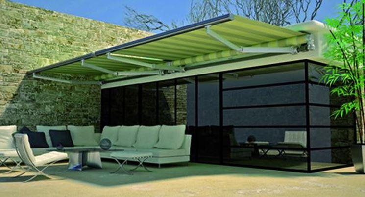 Tende da giardino tutte le offerte cascare a fagiolo for Tende da sole elettriche prezzi