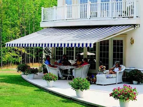 Tipi di tessuti tende da sole tende da sole tipi di - Tende da sole per giardino ...