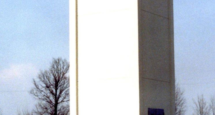 Cabina elettrica a torre