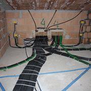 tubi di protezione per i cavi elettrici
