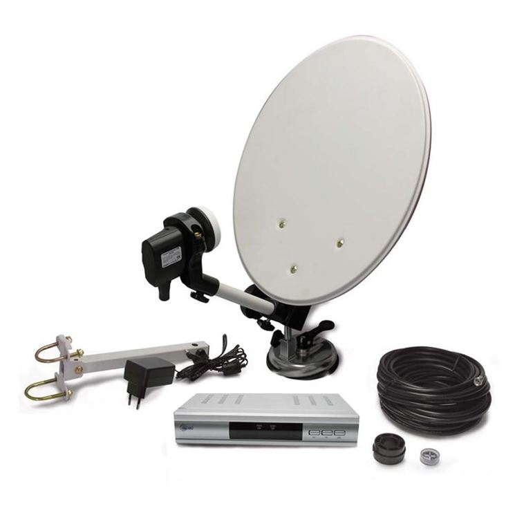 Kit satellitare completo