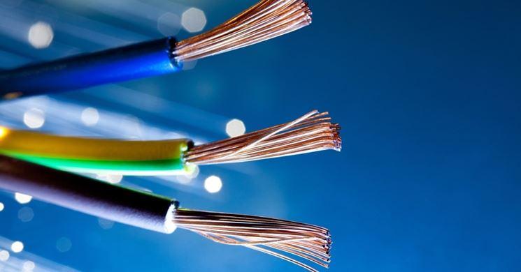 fili impianti elettrici