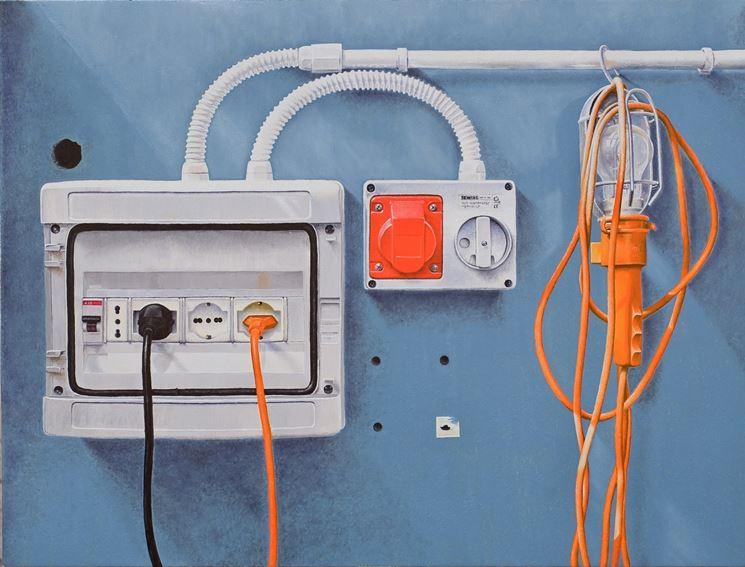 Progettazione impianti elettrici gli impianti elettrici - Prezzo impianto elettrico casa ...