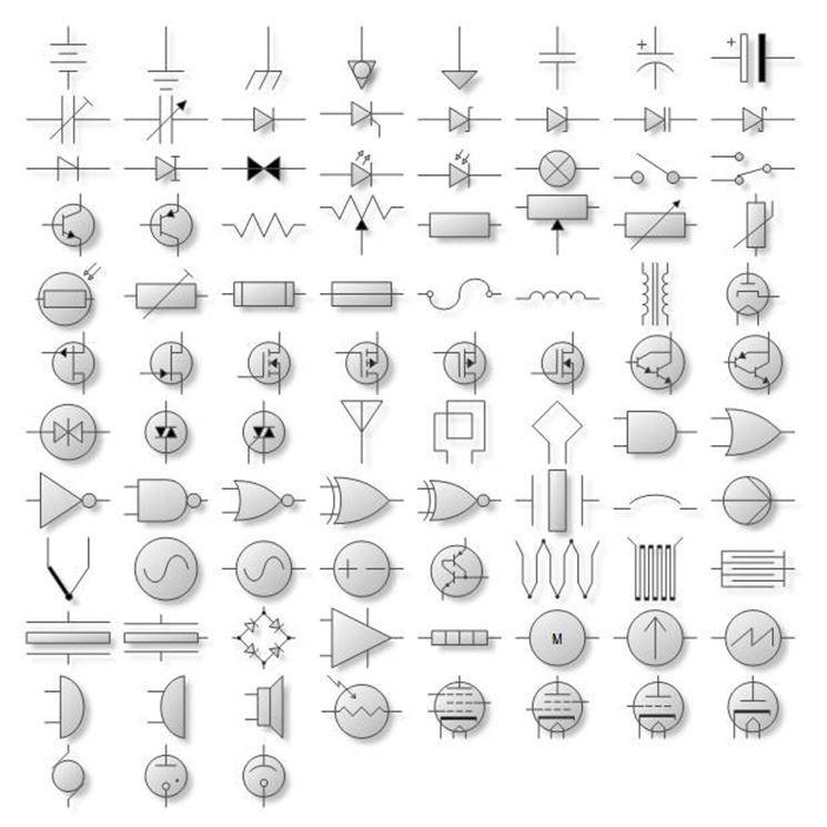 Simboli impianti elettrici gli impianti elettrici for Dwg simboli elettrici