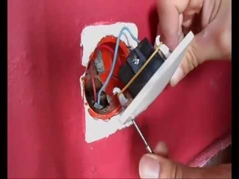 Spine e prese elettriche gli impianti elettrici tutto for Collegare fili elettrici
